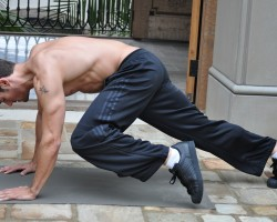 20 min HIIT Workout – 22 Advanced Moves
