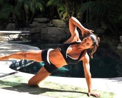 30 min Total Body Intermediate Workout w/Body Bar