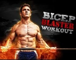 Bicep Blaster Workout 1