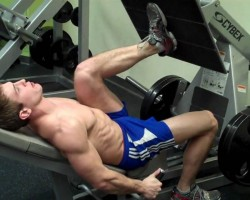 How To: One-Leg Press (Cybex)