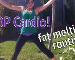 POP CARDIO: Fat Melting Routine