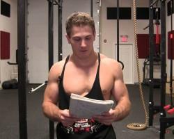 SHF Sunday Update: Europa 2013! New BSN TRUE-MASS! Bigger Biceps! New Leg Routine!