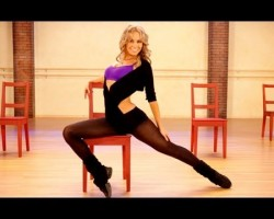 Tango Dance Buns & Abs Workout: Dancing With The Stars