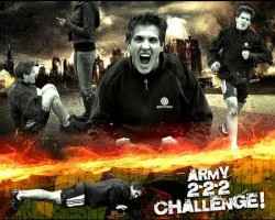Army 2-2-2 CHALLENGE!