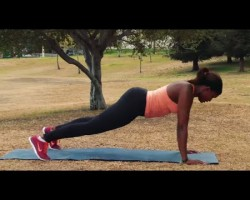 Booty & Abs Workout For Intermediate Advanced 13 min 4K