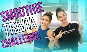 Smoothie Trivia Challenge with Geo!
