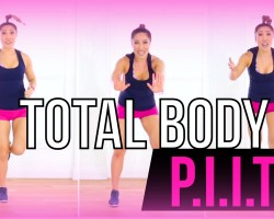 Total Body Slim Down // PIIT