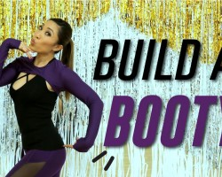 Build a Booty Workout   POP Pilates for Beginners