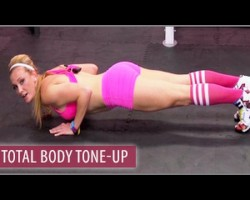 Total Body Tone-Up Workout: Body by Becky