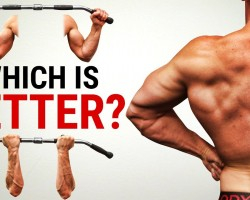Underhand Vs Overhand Lat Pulldown | WHICH GRIP BUILDS A BIGGER BACK?