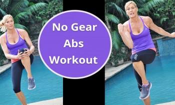 Jane fonda walking cardio workout