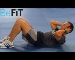 Ripped Abs Workout: PrayFit -33 Day Total Body Challenge with Jimmy Peña