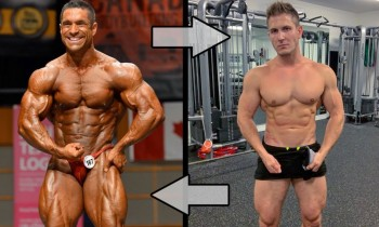 Greg Doucette: Natural vs Enhanced Training – NO DIFFERENCE?! (MY RESPONSE)