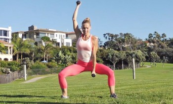 10 Awesome Signature Moves by Julia Bognar – Full Body Strength & Cardio