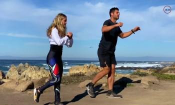 33 min No Equipment Legs & Glutes Workout