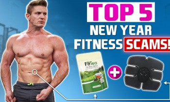 Top 5 New Year's Fitness Scams! | DON'T BE FOOLED!